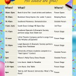 The Forum Anniversary Day Programme