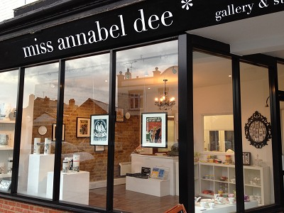 miss annabel dee gallery and artists studios