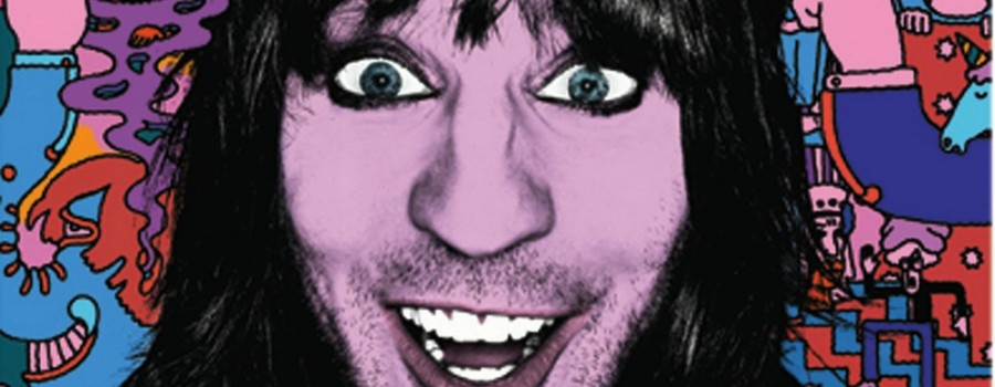 noel fielding portrait an evening with
