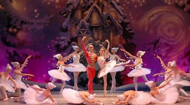 RUSSIAN STATE BALLET OF SIBERIA PRESENTS THE NUTCRACKER