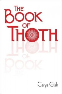 the book of thoth carya gish author