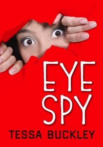 Eye Spy Tessa Buckley cover