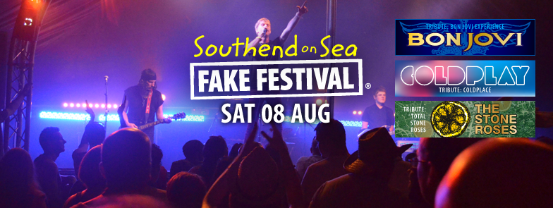 Southend-on-Sea Fake Festival 2015