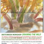 Drawing the Wild 2015
