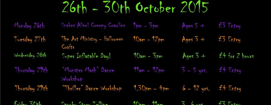 Halloween-Events