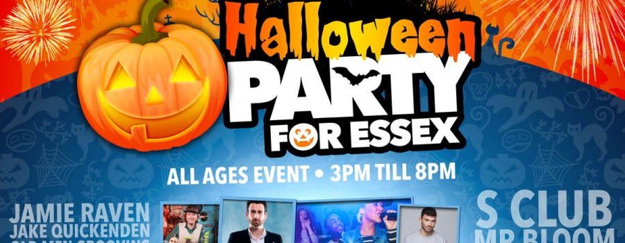 halloween party southend