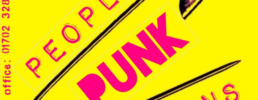 OLD TRUNK PRESENTS PEOPLE, PUNK & PINS