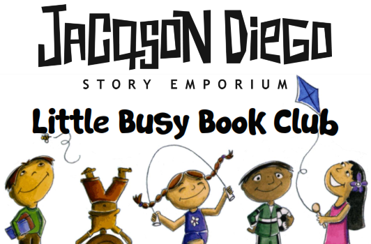Little-Busy-Book-Club